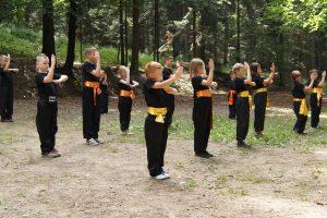 kung fu dla dzieci